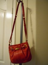 Brahmin Red Crossbody. Leather in Baytown, Texas