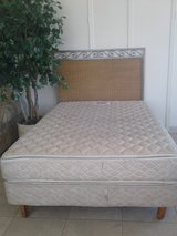 Cama full size con muy buenos colchones 915 -222-4197 in Fort Bliss, Texas