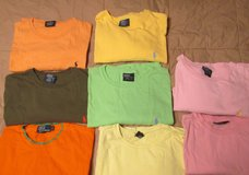 Ladies Polo pull on Shirts by Ralph Lauren Size Medium  Pick and choose or buy them all. in Perry, Georgia