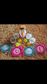 Olaf Tea Set in Schaumburg, Illinois