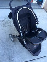britax stroller with accessories in Fairfield, California