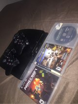 PS3? includes 3 games & 2 controllers in Camp Lejeune, North Carolina