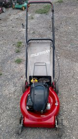 6hp 20 inch Murray with bag in Alamogordo, New Mexico