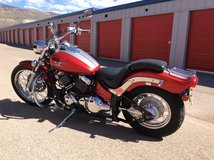 2007 Yamaha Vstar 650 Custom in Alamogordo, New Mexico