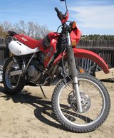 2001 Honda XR650L in Buckley AFB, Colorado