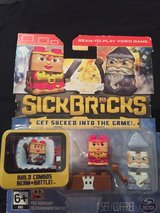 Sick Bricks 2 Character Packs - Several more packs in Fort Campbell, Kentucky