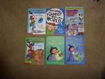 Chapter Books 2-3 grade level in Okinawa, Japan