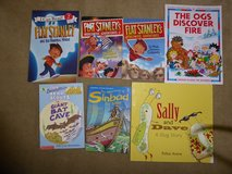 Flat Stanley/other early readers (7) in Okinawa, Japan