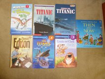 Level 2-4 Children's Informational Books (7) in Okinawa, Japan