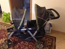 double stroller - Chicco Like new in Ramstein, Germany