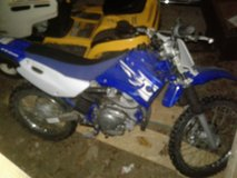 125 cc Yamaha dirt bike in Camp Lejeune, North Carolina