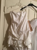 White Dresses tube size 11 in Waldorf, Maryland