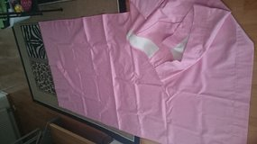 Pink curtains for girl room 210 cm long in Ramstein, Germany