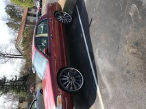 2000 crown Vic on 28s in Fort Campbell, Kentucky