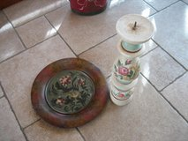 Vintage German painted wooden items in Stuttgart, GE