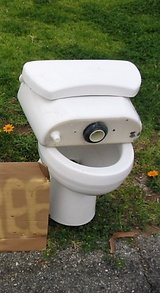 CURB ALERT : Free Toilet in Oceanside, California