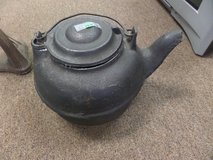 Cast Iron Tea Pot (Very Large) in Cherry Point, North Carolina