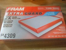 Fram air filter ca4309 in Camp Lejeune, North Carolina