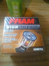 Fram oil filter hm16 in Camp Lejeune, North Carolina