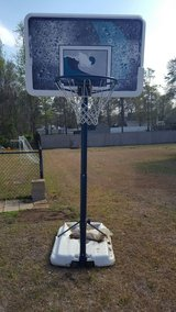 "Lifetime 44"" Impact Poolside Basketball System in Byron, Georgia"
