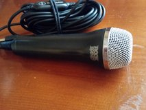 Rock Band Mic (works with 360, wii, ps3) in Fort Leonard Wood, Missouri