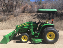 2005 John Deere 4320 in bookoo, US