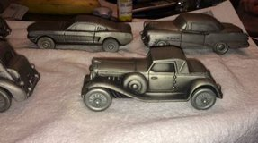 Vintage Ford Diecast Coin Banks in Naperville, Illinois