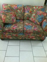 Love Seat with Florida Tropical Vintage Style in Saint Petersburg, Florida