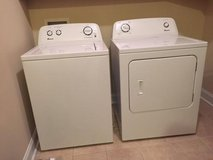 Amana Washer and Dryer in bookoo, US