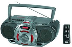 Sony CFD-G55 CD/Cassette Boombox (Black) in Eglin AFB, Florida