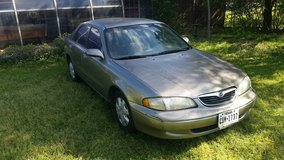1998 Mazda 626 LX---runs good in Baytown, Texas