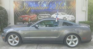 2010 Ford Mustang GT Premium 2dr Coupe in Tomball, Texas