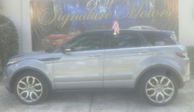 2013 Land Rover Range Rover Evoque AWD Dynamic 4dr SUV in Tomball, Texas