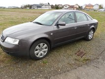 Audi A6. 2,4 AUTOMATIC, QUADRO Climate Control ,Limousine    Leder interior in Ramstein, Germany