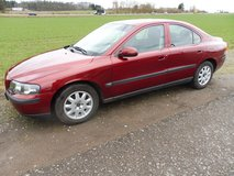 VOLVO S-60! FULL EQUIPMENT! 2000 YEAR! V6! Excellent Condition! Automatik LETER INTERIOR in Ramstein, Germany