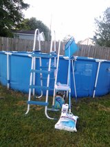 Above Ground Pool and Supplies in Conroe, Texas