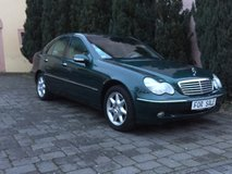 Mercedes C240 -Automatic-very low millage- in Spangdahlem, Germany