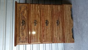 4 drawers chest in good condition in Fort Bliss, Texas