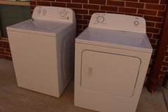 Roper Washer and Dryer in Tomball, Texas