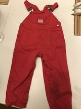 3T Red overalls in Byron, Georgia
