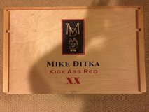 MIKE DITKA WINE BOX in Naperville, Illinois