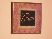 "12x12"" ""dream big"" in Bolingbrook, Illinois"