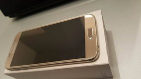 Samsung galaxy s6 32gb gold top condition unlocked in Ramstein, Germany