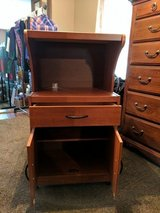 Microwave cart-excellent condition! in Ottawa, Illinois