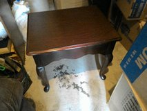 end table in Fort Lewis, Washington