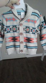 3 months Carter sweater with tag in Lake Charles, Louisiana