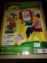 Crayola Desk Easel 2 in 1 in Houston, Texas