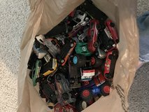 Bag of over 50 hotwheels cars in Nellis AFB, Nevada