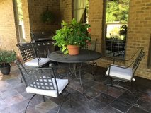 Outdoor patio furniture in Montgomery, Alabama