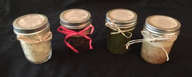 Homemade Green Tea Face Scrub in Alamogordo, New Mexico